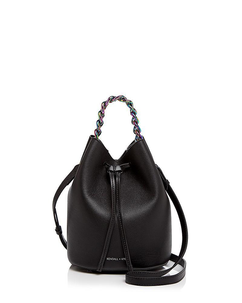 kendall and kylie ladie mini bucket bag