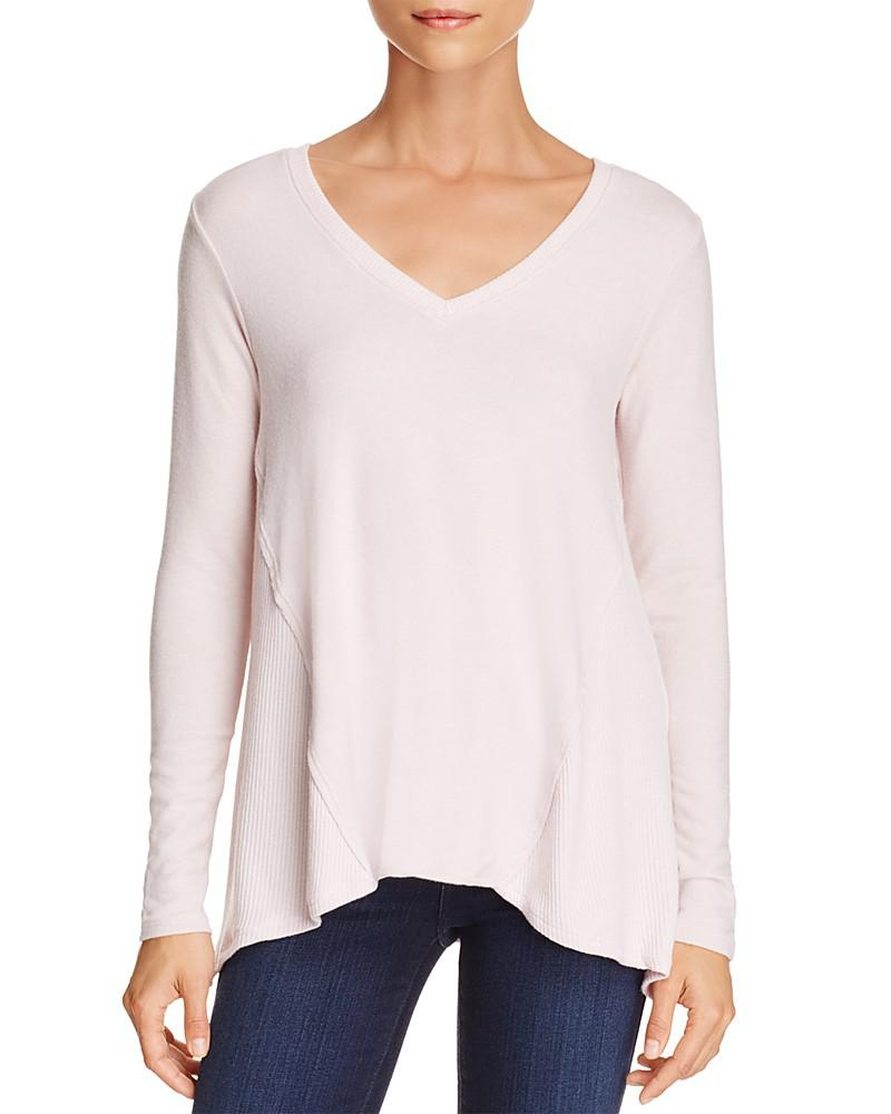 michael stars arched hem top