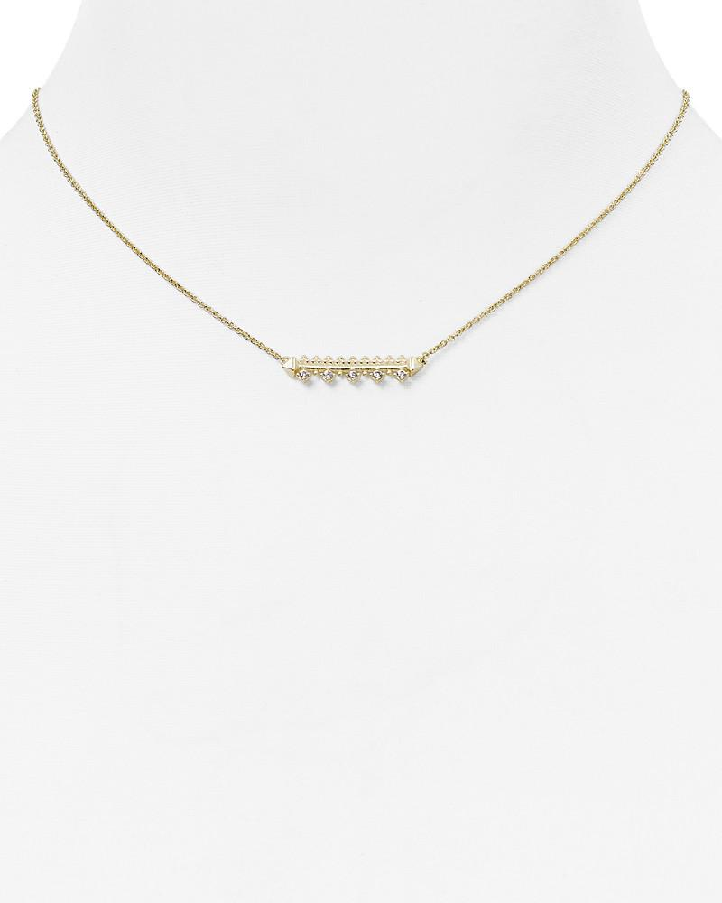 kendra scott anissa necklace, 14""
