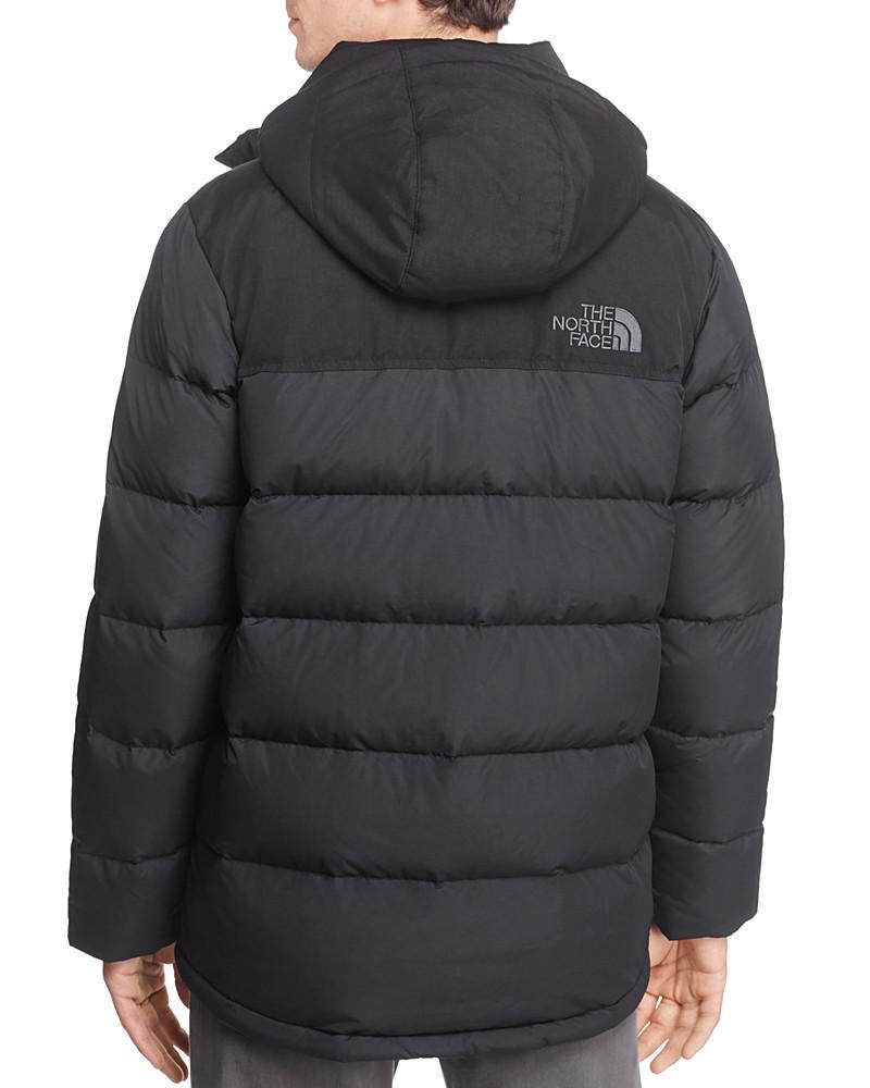 Fashion Clothing The North Face 174 Nuptse Ridge Hooded