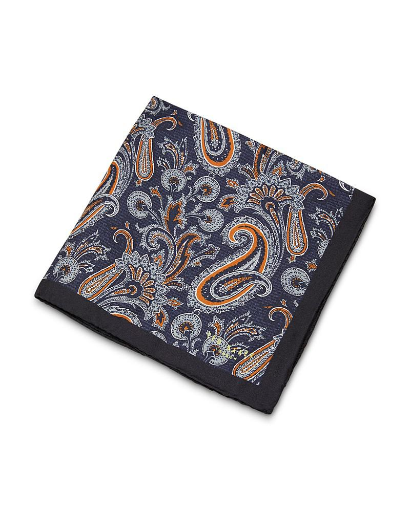 ted baker bouley paisley pocket square