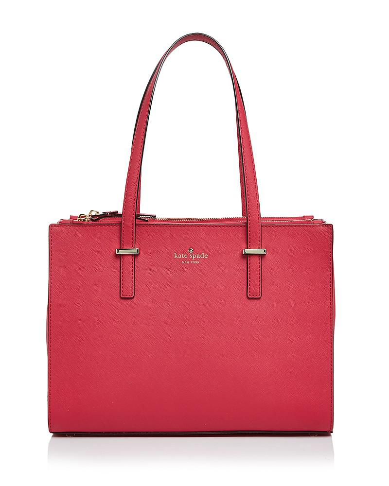 kate spade new york cedar street jensen small saffiano leather tote