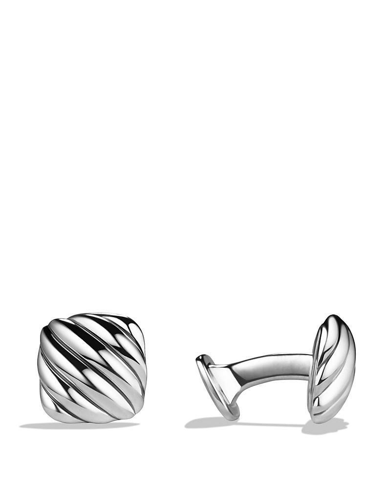 david yurman cable cushion cufflinks