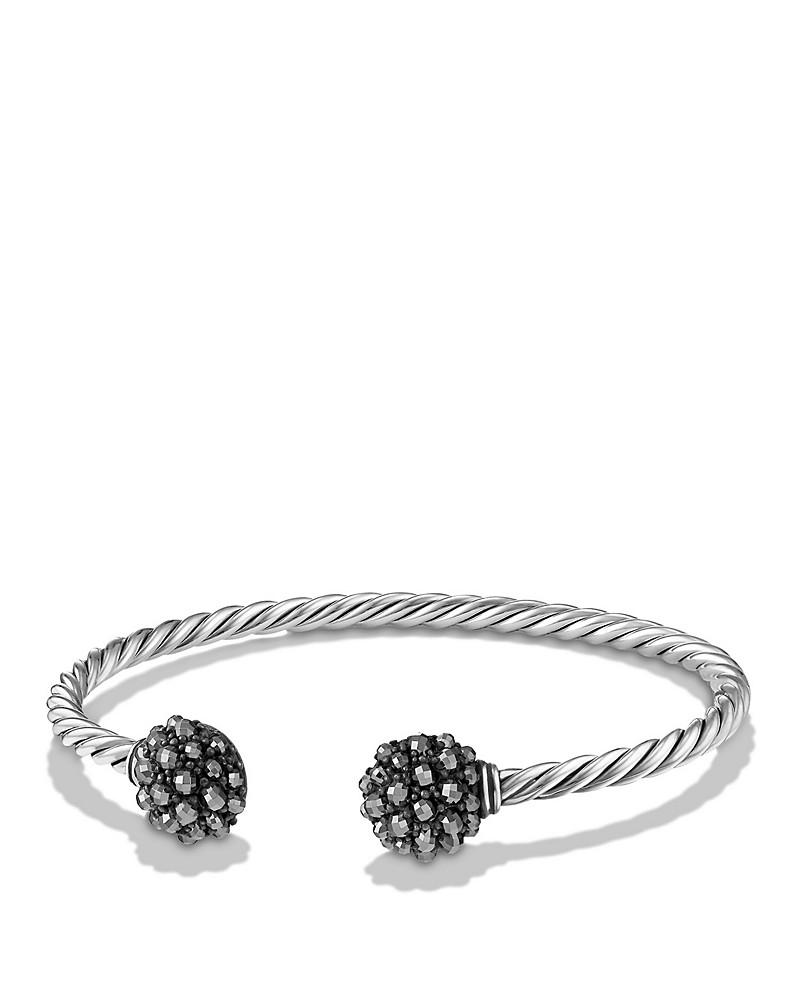 david yurman osetra end station bracelet with hematine