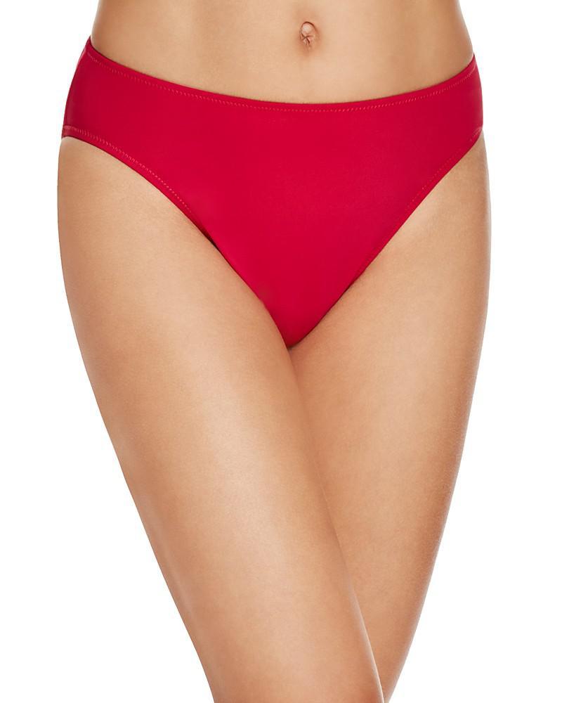 profile by gottex solid basic bikini bottom