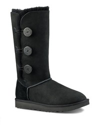 ugg® bailey button triplet sheepskin mid calf boots