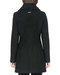 soia & kyo jemma wool coat