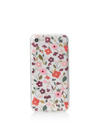 kate spade new york jeweled boho floral iphone 7/8 case
