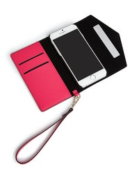 kate spade new york envelope iphone 7/8 wristlet