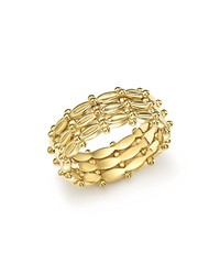 temple st. clair 18k yellow gold vigna ring