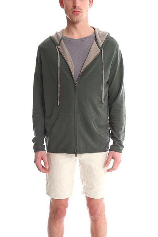 blue&cream - blue&cream cashmere zip hoody