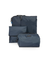 uri minkoff nylon santa cruz travel bag set dark navy