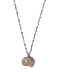 miansai saints necklace silver