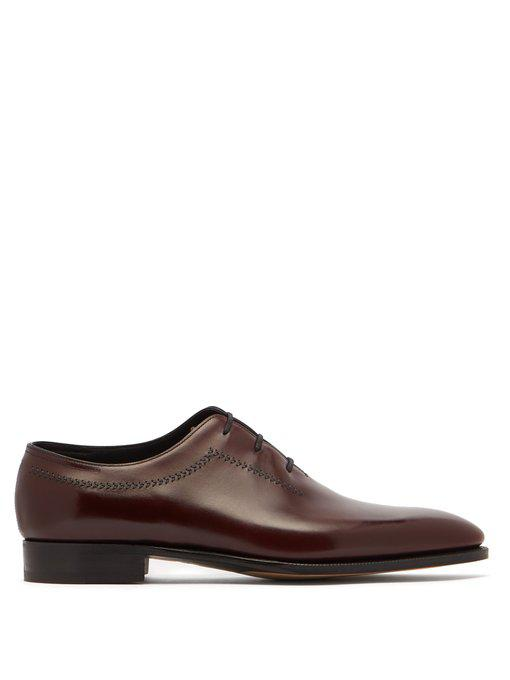 holt leather oxford shoes