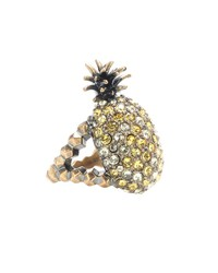 crystal pineapple ring