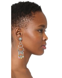 dannijo piros earrings