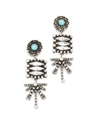 dannijo pari earrings
