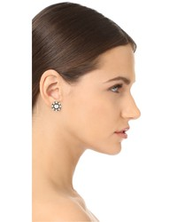 dannijo comet earrings