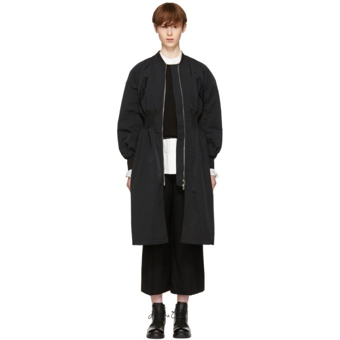 black verbena coat