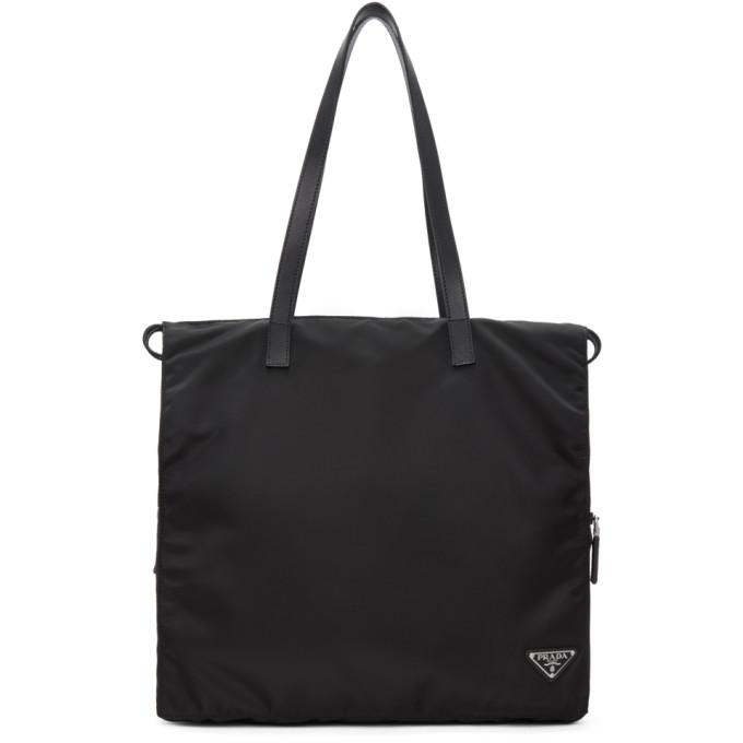 black everyday tote