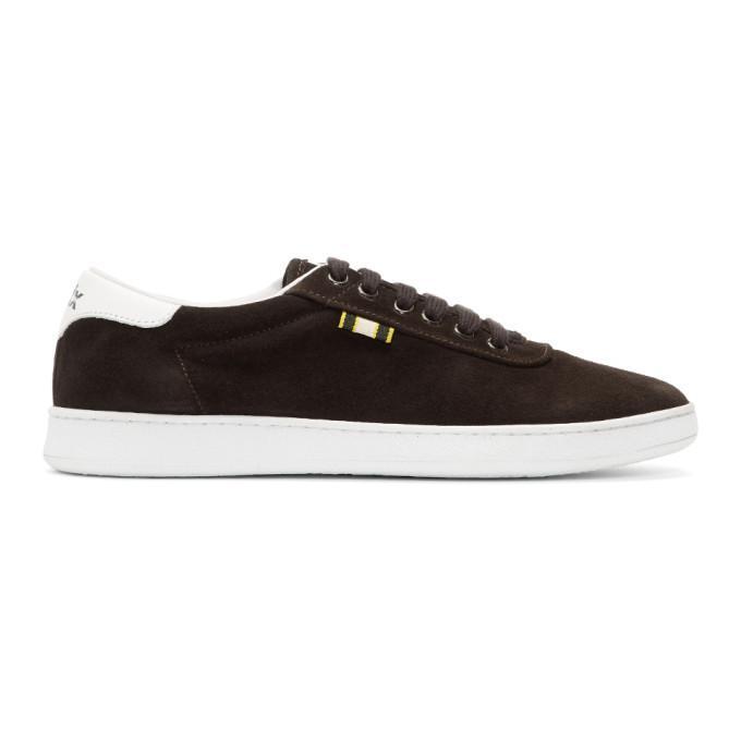 brown apr-002 sneakers