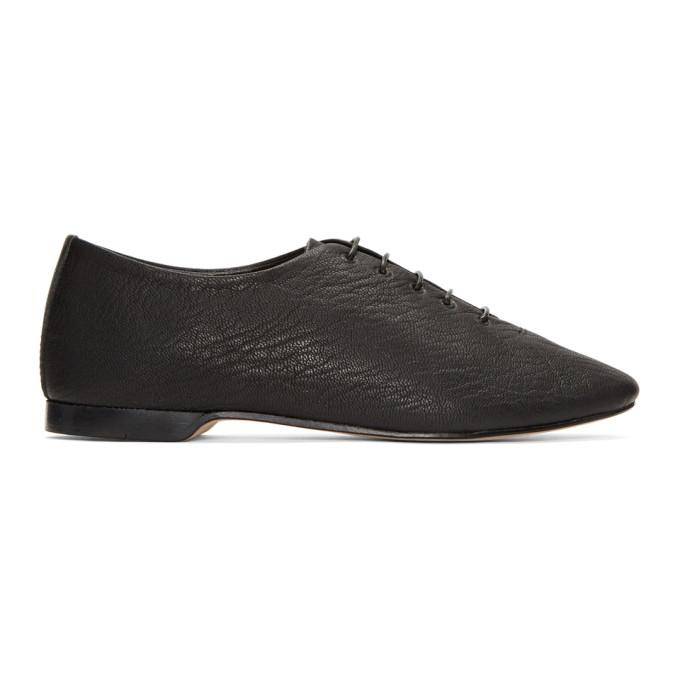 black manual industrial products 13 oxfords