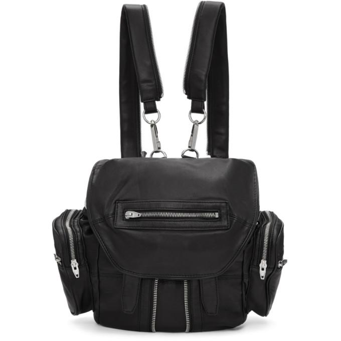 black mini marti backpack