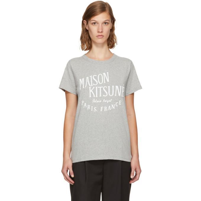 grey 'palais royal' t-shirt