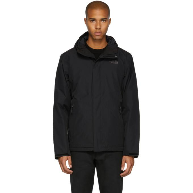 black inlux insulated jacket