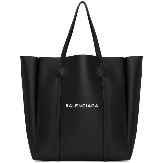 black extra large everyday tote