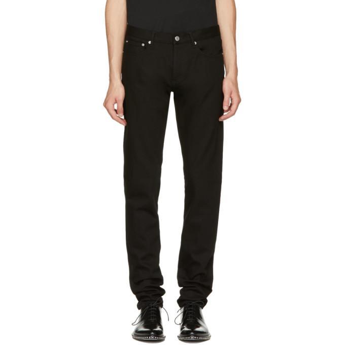 black rico jeans