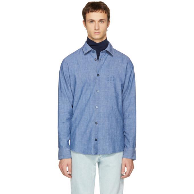 indigo 'winter 87' shirt