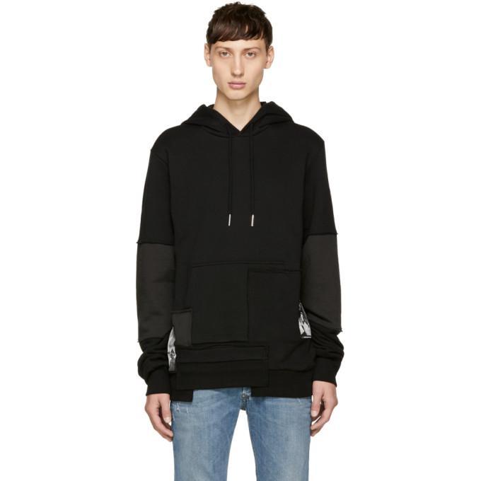 black s-liars hoodie