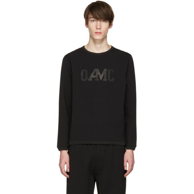 black isle logo pullover