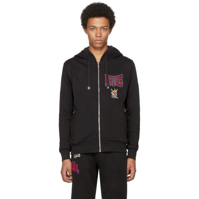 black prince hoodie