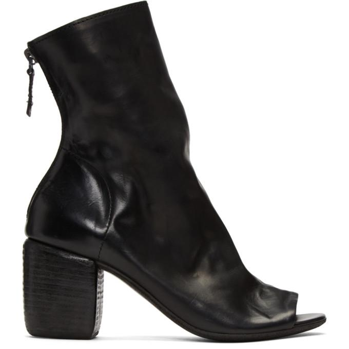 black mabo sand boots