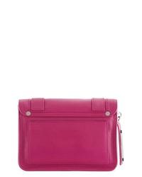 proenza schouler - ps1 mini crossbody leather bag