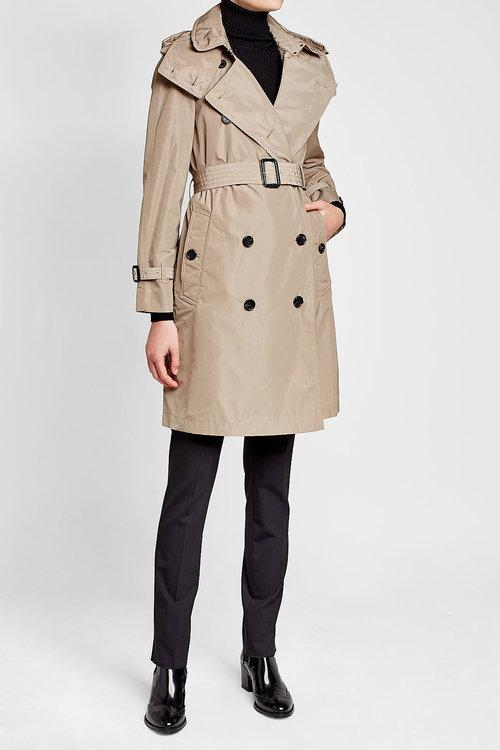 amberford short trench coat